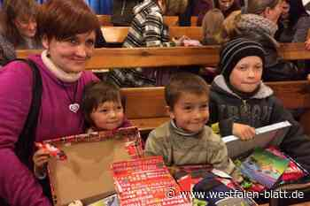 Lichtenau: Liebe – verpackt und verschickt