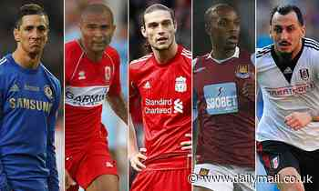 The 10 worst January transfer window buys in Premier League history