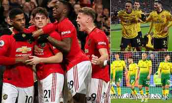 Manchester United are the heavyweights of Boxing Day football