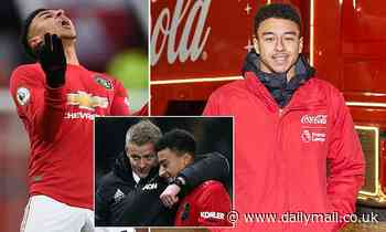 JESSE LINGARD EXCLUSIVE: Man United need to be clinical to win every game
