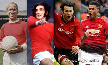 Manchester United are more reliant on their conveyor belt of young talent than ever