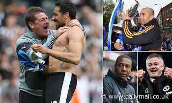 Premier League caretakers: Di Matteo flourished but Carver sunk without trace