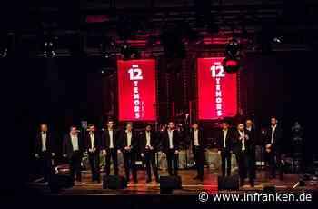 """""""12 Tenöre"""" begeistern bei Jubiläumsshow in Coburg"""