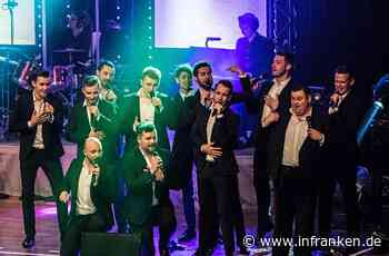 """The 12 Tenors"" in Coburg: Wenn Sinatra auf Verdi trifft"