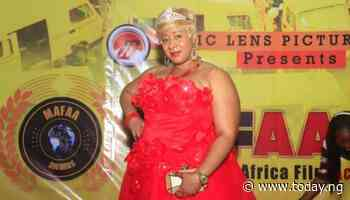 Nollywood actress condemns acceptance of nude roles for fame