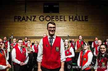"""Gabriel Möbus neuer Dirigent des Musikvereins Rödental: """"Wir wollen unsere gesamte musikalische Bandbreite demonstrieren"""""""