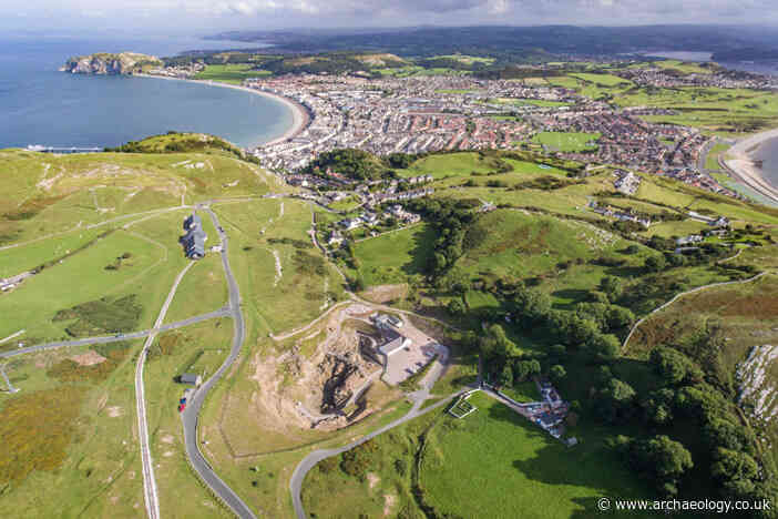Great Orme's golden age of European trade