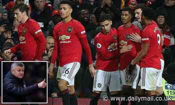 'I don't think it is fair on the boys at all': Ole Gunnar Solskjaer on the Christmas fixture pile-up