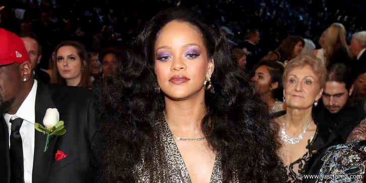Rihanna Says She's 'Hiding From the Navy' Amid 'R9' Rumblings
