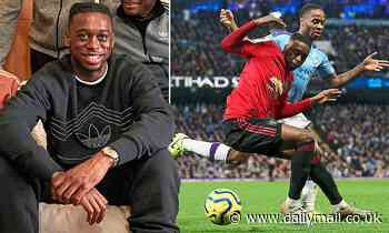 Aaron Wan-Bissaka reveals his passion for tackling the Premier League's best wingers