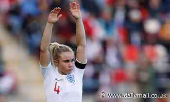 Everton Women re-sign England midfielder Izzy Christiansen from Lyon on 18-month deal