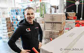 Vuurwerkboer Martin: 'Geen 200, maar 600 ratelbanden in de verkoop'
