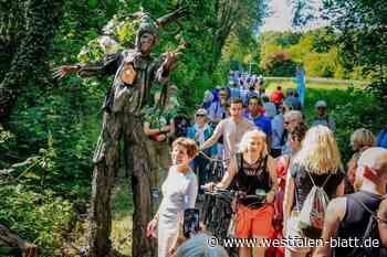 Paderborn: Kuriose Künstler und ein stilles Kino