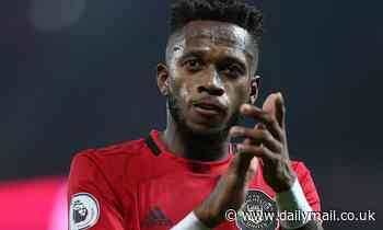 Manchester United midfielder Fred admits it has been a mixed year at Old Trafford