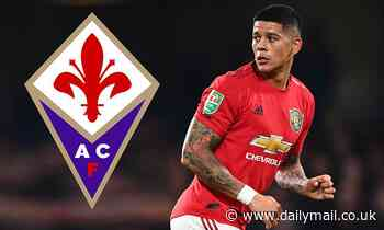 Fiorentina 'interested in Manchester United defender Marcos Rojo'