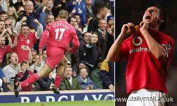 Gary Neville tells Steven Gerrard he snitched on him to FA over his a Merseyside derby celebration