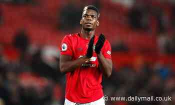 Paul Pogba left out of Manchester United squad to face Burnley despite featuring against Newcastle