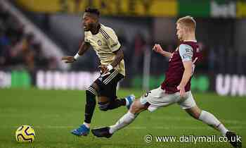 Fred and Andreas Pereira make an impact for Manchester United versus Burnley in Paul Pogba's absence
