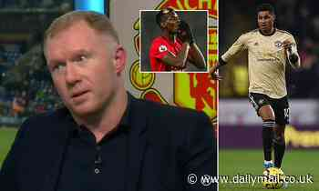 Scholes urges importance of Manchester United playing Champions League football to keep star players