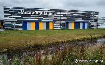 25.000ste bezoeker MuzeeAquarium Delfzijl. 'Absoluut record.'