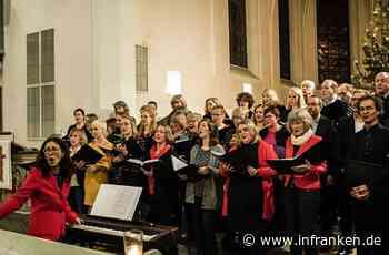 Wunschkonzert im Gotteshaus mit dem Coburger Chor Unerhört