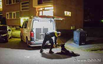 Woning overvallen aan de Hora Siccamasingel Groningen: politie zoekt gevluchte dader(s)