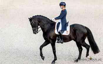 Emmelie Scholtens wint wereldbeker dressuur in Mechelen
