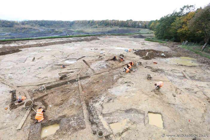 Roman settlement uncovered near Navio fort