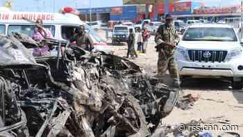 Somalia suicide car bomb attack rocks capital, killing scores