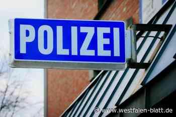 Bad Lippspringe: Polizeiwache beschmiert