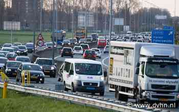 Op sommige wegen in Drenthe en Groningen stonden we dit jaar bijna twee keer zo lang in de file als vorig jaar