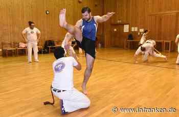 Capoeira in Coburg: Die Grenzen der Beweglichkeit