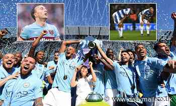 Man City earn more than 800 points as West Ham ship 520 goals - Premier League table of the decade