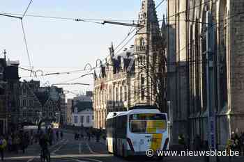 Uber blijft ook na 1 januari (voorlopig) weg uit Gent