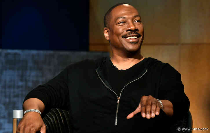 """Eddie Murphy """"cringes"""" at his homophobic jokes from old stand-up routines"""