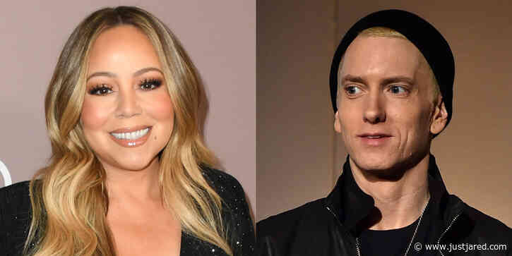 Mariah Carey's Twitter Hacked on NYE, Hacker Tries to Reignite Eminem Feud