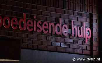 Weinig vuurwerkslachtoffers voor ziekenhuizen in Drenthe en Groningen: mist maakt mensen voorzichtig