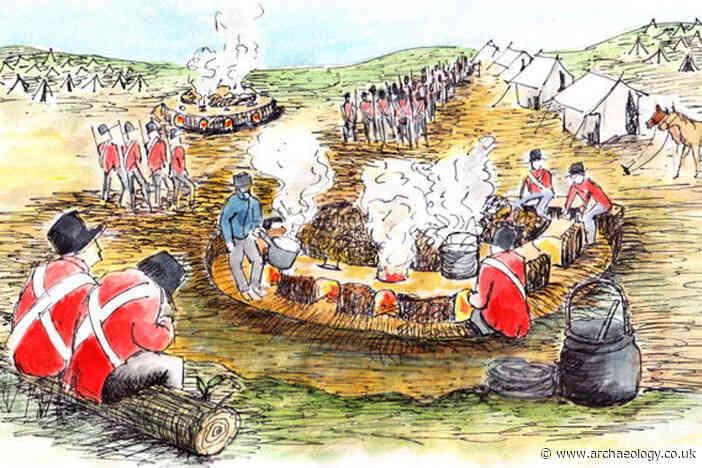 Napoleonic-era field kitchens found on Guernsey