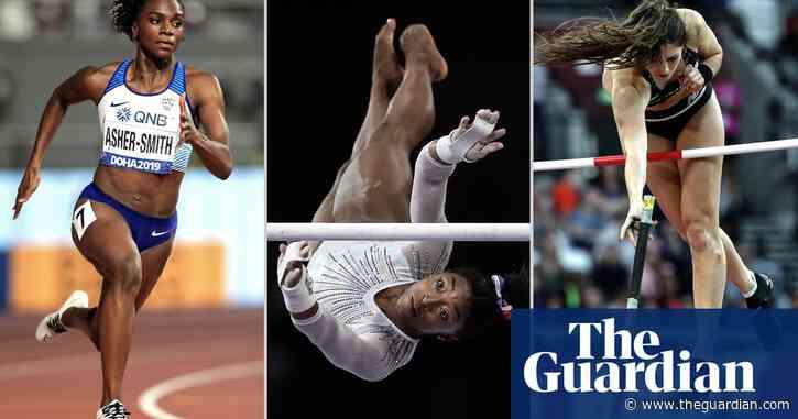 Twenty athletes set to light up the Tokyo 2020 Olympics