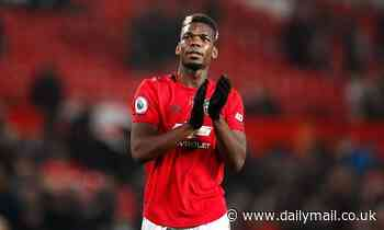 Ole Gunnar Solskjaer confirms Paul Pogba will 'be out for a few weeks'