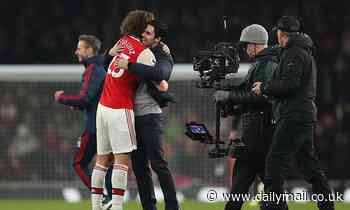 David Luiz confident Mikel Arteta is the man to turn things around at Arsenal