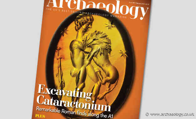 Current Archaeology 359 – now on sale
