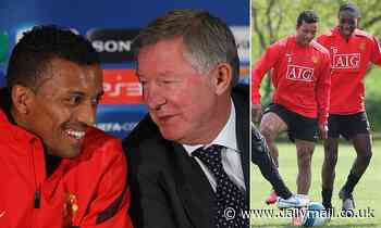 Former Manchester United star Nani reveals players turned up DRUNK for training during New Year