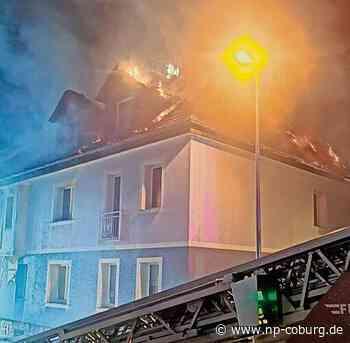 Brandgefährliche Böllerei in Lichtenfels