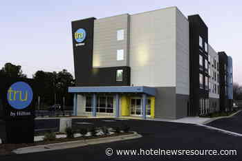 Tru by Hilton Burlington Opens in Burlington, North Carolina