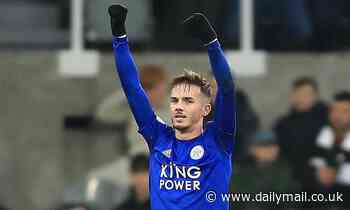 Ole Gunnar Solskjaer 'wants Manchester United to buy James Maddison or Jack Grealish THIS MONTH'