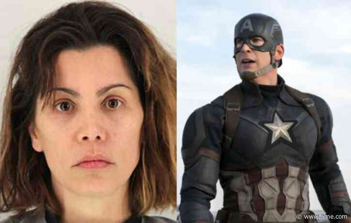 'Captain America' actress charged with murdering her mother