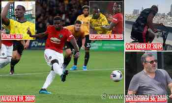 Paul Pogba's season of hell: Where its gone wrong for midfielder as he eyes Manchester United exit