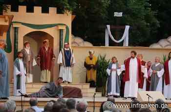 Im Juni finden wieder die Passionsspiele in Gemünda statt