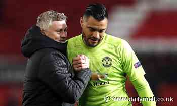 Ole Gunnar Solskjaer confirms Sergio Romero will start Manchester United's FA Cup clash with Wolves